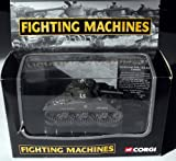 us army tanks - Corgi Fighting Machines M4 Sherman Tank US Army Cs90075
