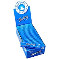 50 Libritos papel de liar Smoking Blue 70