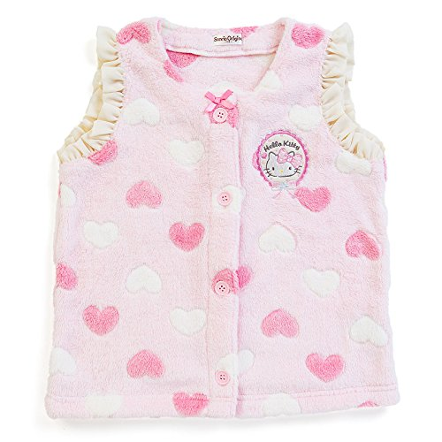 Sanrio Hello Kitty Children's fleece room Best 100cm From Japan - Americas Locations Eye Best