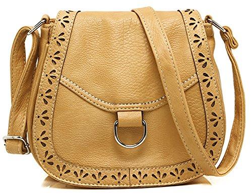 Crochet Messenger Bag Strap - 2