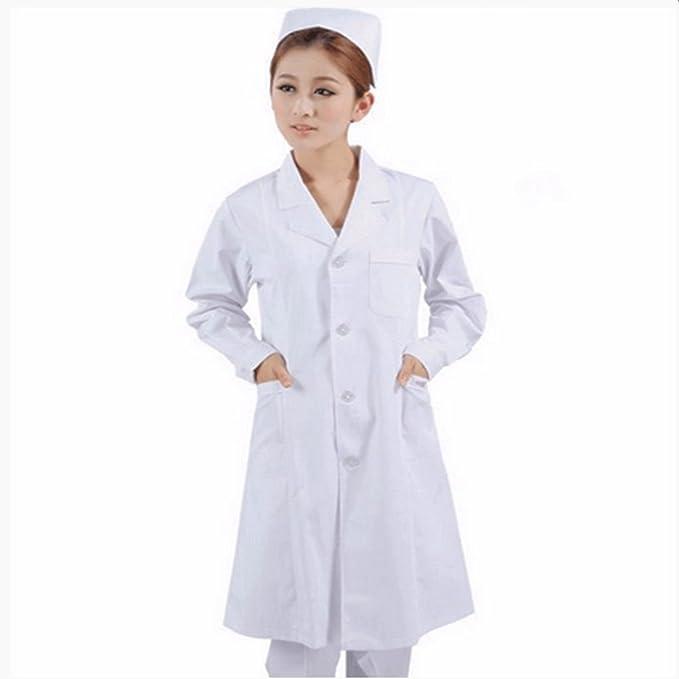 Medical Batas Blancas, Doctores, Enfermeras, Engrosamiento Ropa De ...
