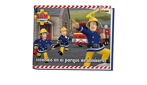 Incendio en el parque de bomberos. (Spanish) Paperback