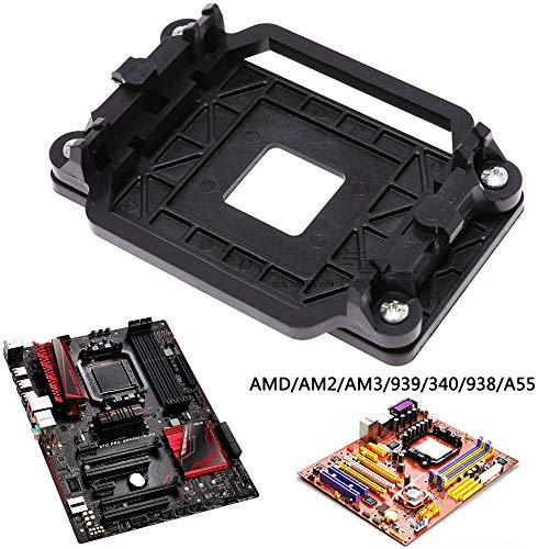 AMD 940 AM2 AM2+ AM3 A55 Socket Mounting Bracket Base CPU Cooling Fan Heatsink Socket Mount Dock Plastic
