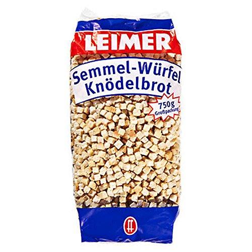 Leimer Semmel-Würfel Knödelbrot 750 g Beutel