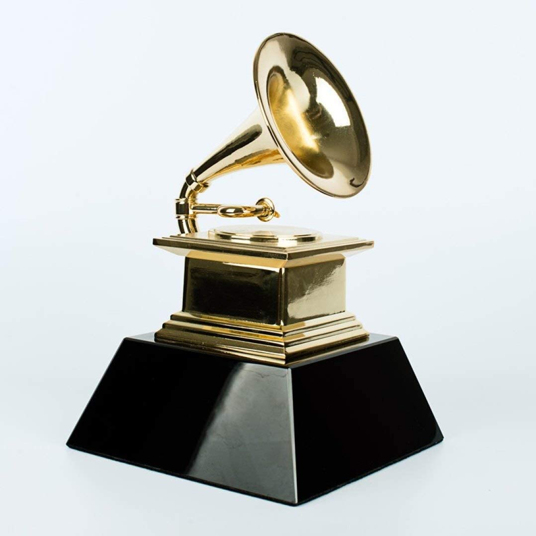 Amazon.com: Musiox Zinc Alloy Grammy Awards, Metal American Grammy Awards, Grammy  Trophy: Home & Kitchen