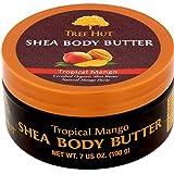 Tree Hut Shea Body Butter 7oz Tropical Mango (2 Pack) For Sale
