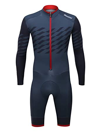 Amazon.com: Santini Boss Cyclocross - Traje para hombre ...