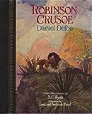 Robinson Crusoe, Daniel Defoe, 0517017571