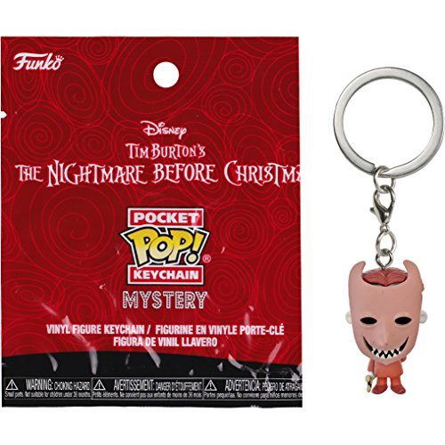 Lock: The Nightmare Before Christmas x Funko Mystery Pocket POP! Mini-Figural Keychain [24316]