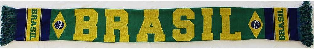 Brazil Country Knit Scarf