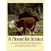A Moose for Jessica (Signet)