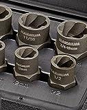 Maximum Impact Bolt & Nut Remover Set 13 pieces