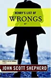 img - for Henry's List of Wrongs book / textbook / text book