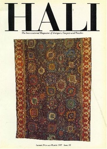 Hali : the International Journal of Oriental Carpets and Tex]()