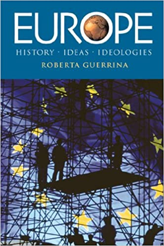 Book Europe: History, Ideas and Ideologies