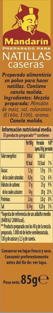 Amazon.com : Natilla by Carmencita 12 servings. 2.82 oz : Grocery & Gourmet Food
