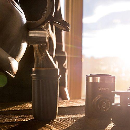 Wacaco Nanopresso Barista Kit, Accessory for Nanopresso Portable Espresso Machine,Double Espresso, Lungo by WACACO (Image #5)