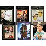 Hallmark Movies on DVD 6-Pack Collection - The Love Letter / In My Dreams / The Magic of Ordinary Days / What the Deaf Man Heard / A Painted House / The Courageous Heart of Irena Sendler