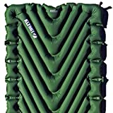 Klymit Static V Luxe Sleeping Pad for