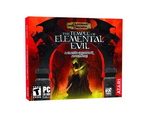 (Temple of Elemental Evil: A Greyhawk Adventure (Jewel Case) -)