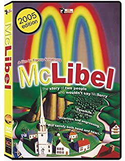 McLibel [USA] [DVD]