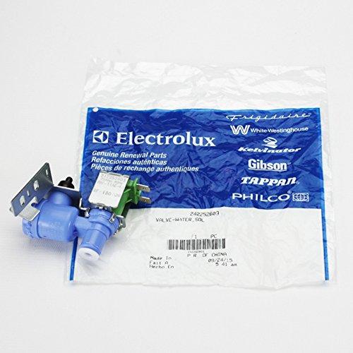 ice maker water valve 241803701 - 2