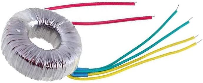 TST40W//2X12V Transformer toroidal 40VA 230VAC 12V 12V 1.67A 1.67A TST40//004