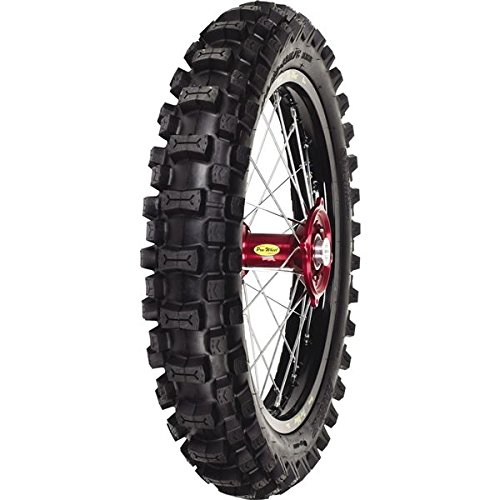 Sedona MX887IT Hard/Intermediate Tire - Rear - 90/100-14 , Position: Rear, Rim Size: 14, Tire Application: Intermediate, Tire Size: 90/100-14, Tire Type: Offroad, Tire Ply: 4 MX9010014 by Sedona
