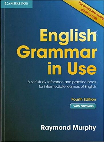 English Grammar in Use with Answers: A Self-Study Reference and Practice Book for Intermediate Learners of English [With CDROM] (Revised) [ ENGLISH GRAMMAR IN USE WITH ANSWERS: A SELF-STUDY REFERENCE AND PRACTICE BOOK FOR INTERMEDIATE LEARNERS OF ENGLISH