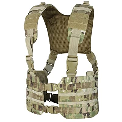 Condor Outdoor Ronin Chest Rig Color- Multicam