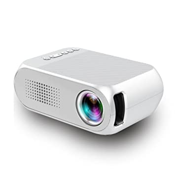 Eastshop Nuevo 320 Mini Portátil LED 1080p HD Proyector ...