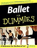 img - for Ballet For Dummies by Scott Speck (2003-10-03) book / textbook / text book