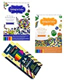 Best CBD Birthday Gifts For Aunts - Art Therapy Set Coloring Books for Adults Review