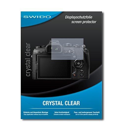 2 x SWIDO/® Screen Protection Film Olympus PEN E-PL8 Screen Protection AntiReflex anti-glare