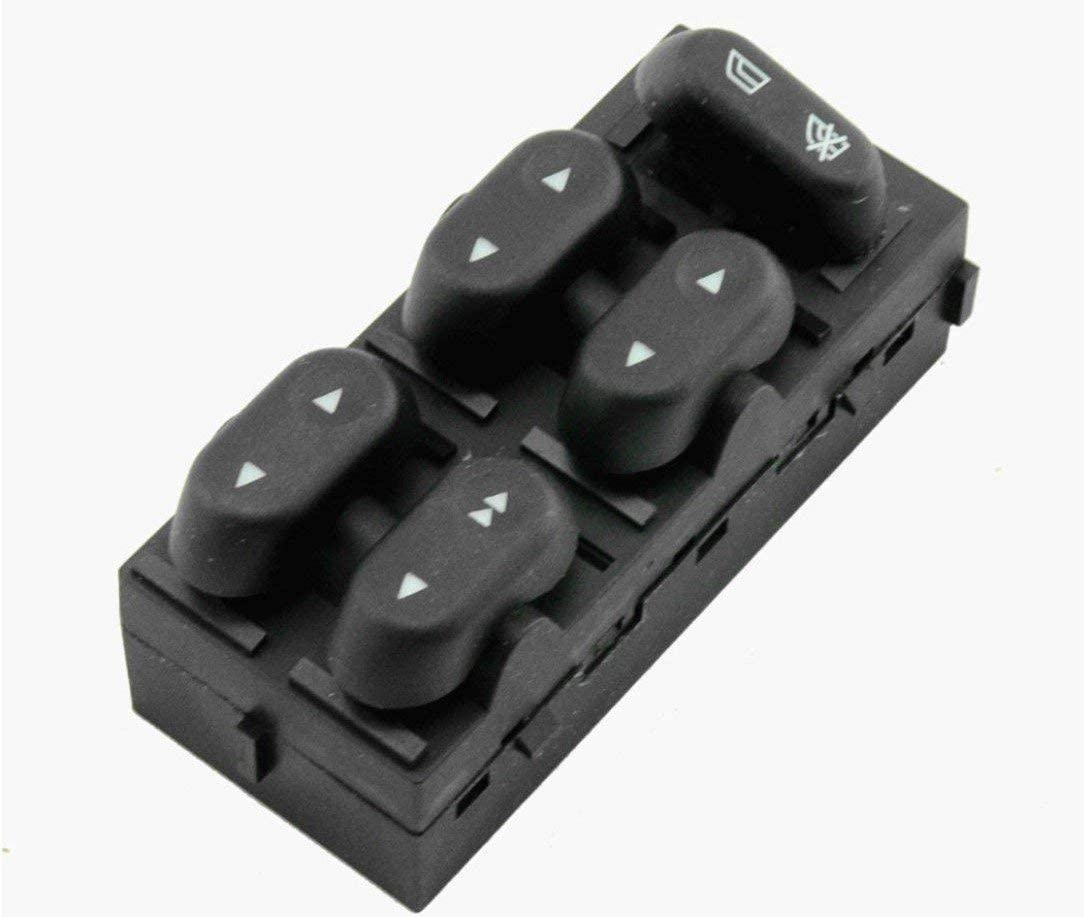 Fits for All passenger door Single Button Power Window Switch for 04-08 Ford Linkoln Mercury 71054