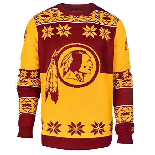 Washington Redskins Ugly Christmas Sweaters