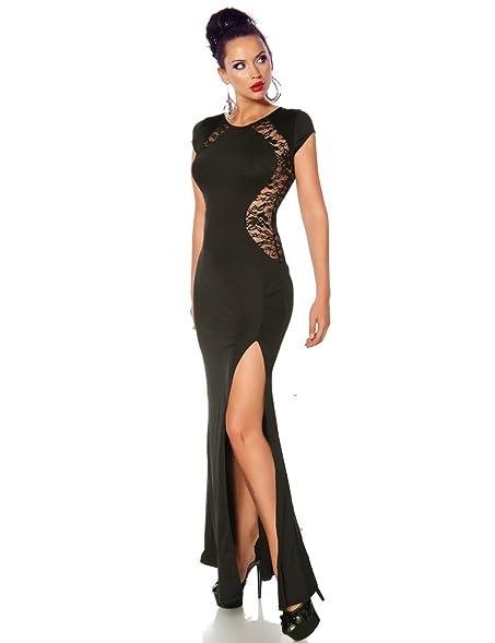 Stunning long black dresses