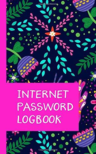 Internet Password Logbook (Volume 2)