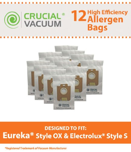 Allergen rated Vacuum Electrolux Engineered Crucial product image