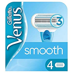 Gillette Venus Female Razor Blades Cartridge – 4 Pieces