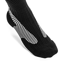 PerformPro Premium Athletic Compression Socks For Active Men & Women: Guaranteed Support And Recovery For Elite Performance. Best For CrossFit, Deadlifts, & Running!