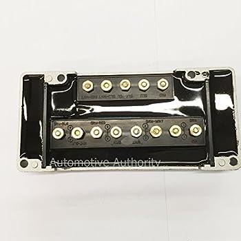 Autu Parts 332-5772A1 Switch Power Box CDI Fits 114-5772 18-5881 9-25104 Mercury Force Outboard 40-125 HP 332-5772A1 A2 A3 A4 A5 A7