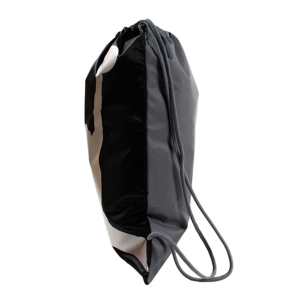 0f0adfb55c Amazon.com  Nike Air Jordan Jumpman ISO Gym Sack (Black)  Sports   Outdoors