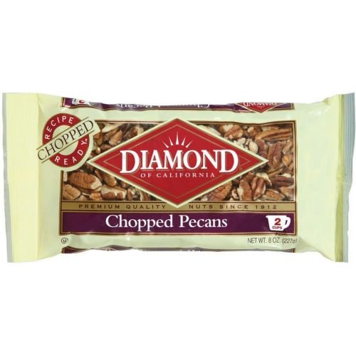Diamond Chopped Pecans, 8 Ounce -- 12 per case. by Diamond Foods, Inc.