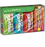 Starburst and Skittles Variety Pack, 18ct
