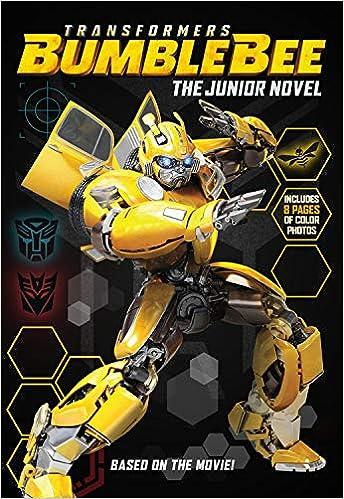 Amazoncom Transformers Bumblebee The Junior Novel 9780316419192
