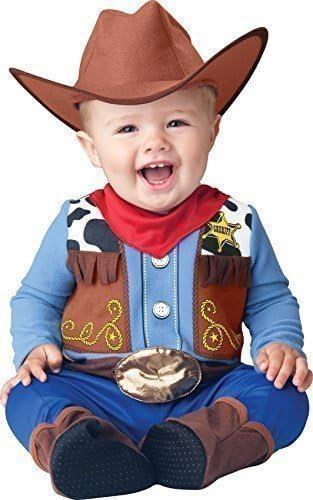 Bebé niño Wee Wrangler vaquero Deluxe disfraz del lejano oeste ...