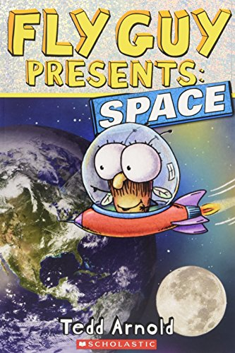 Fly Guy Presents: Space (Scholastic Reader, Level 2) (Guy Fly 2 Level)