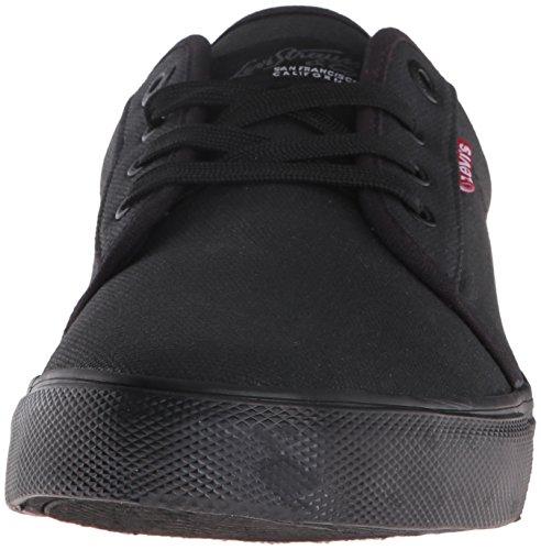 Levis Levis Heren Porter Ii Fashion Sneaker Zwart Mono