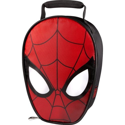 Inc Marvel Avengers Black Panther PVC /& BPA-Free Insulated Lunch Tote Box Bioworld Merchandising